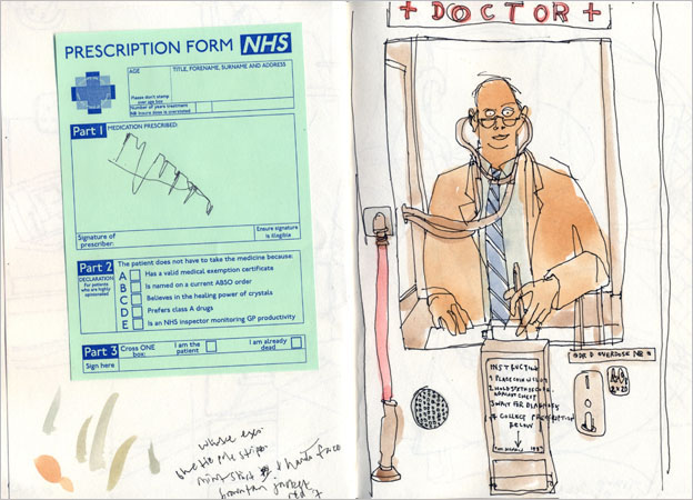 Tim Hunkin's Pier Amusements - Doctor