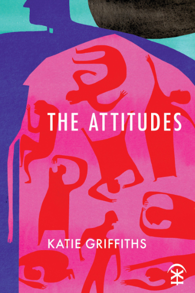 The Attitudes - Cover Artwork for poetry collection